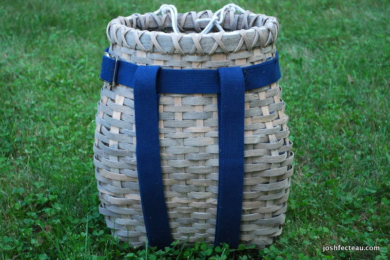 Photo of Small Ash Pack Basket